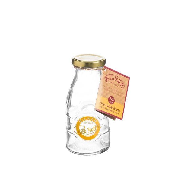 KILNER Butelka na sok lub mleko mała 0,189l