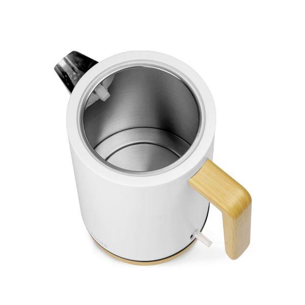 HUSLA Czajnik elektryczny biały 1,5 l
