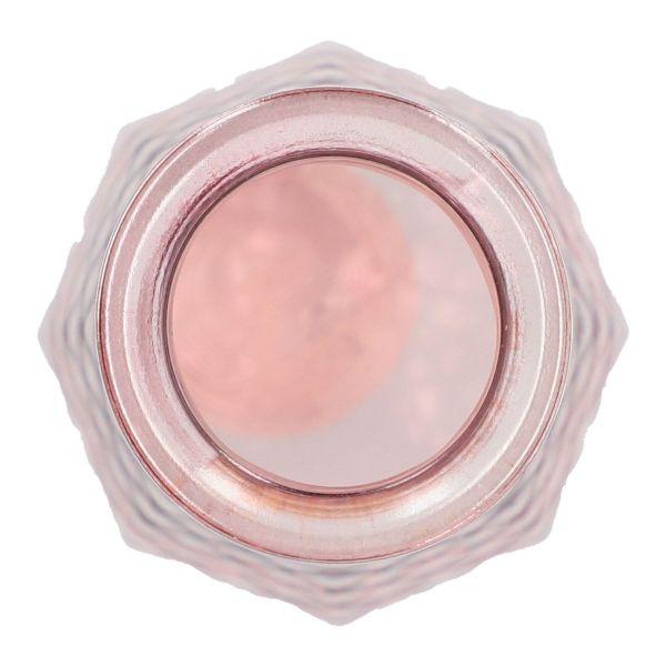ARCHIE Wazon z tłoczeniem różowy 7x22 cm