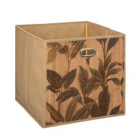 SHELA Pudełko do przechowywania 31x31x31 cm