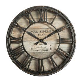 ABRAMO Zegar wiszący 20,5x5 cm