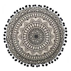 IDU Poduszka okrągła 40x10,5 cm