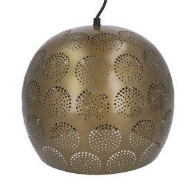 SENA Lampa sufitowa złota 30 cm