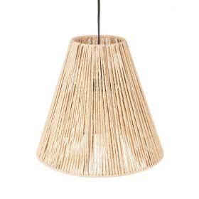 DONADO Lampa sufitowa beżowa 30x27 cm