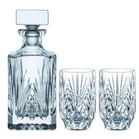 PALAIS Karafka ze szklankami 3 szt.