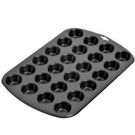 KAISER Forma do muffinek, mini, 24 sztuk Creativ 38x27 cm
