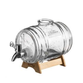 KILNER Dystrybutor-beczułka na alkohol 1l