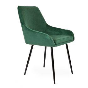 ALBI Krzesło zielone 39x45x83 cm