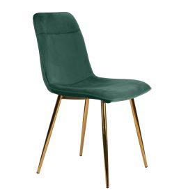 EROS Krzesło zielone 47x41x87 cm