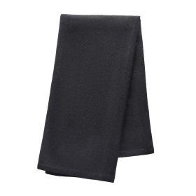 INGO Ścierka kuchenna czarna 50x70 cm