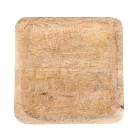 ABBOU Podstawka drewniana 25x25 cm