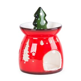 CAROLA Kominek czerwony 16 cm