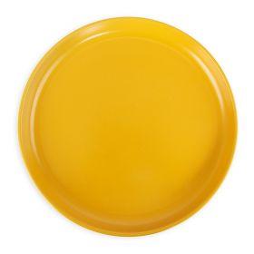 FEMELO Talerz obiadowy musztardowy 26 cm