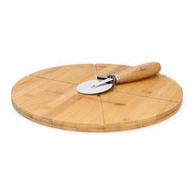 BAMBOU Zestaw do serwowania pizzy 32 cm
