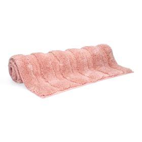 GEORG Dywanik łazienkowy różowy 50x80 cm