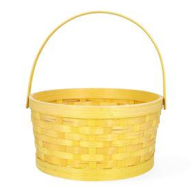 AINA Koszyk żółty 23x12 cm