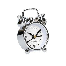 KORT Mini zegarek srebrny 4x1x6 cm