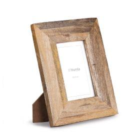 ABESE Ramka na zdjęcie drewniana 10x15 cm
