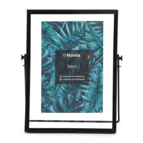 NAAS Ramka metalowa czarna 10x15 cm