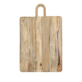 VENJA MANGO Deska z drewna mango z uchwytem 50x31 cm