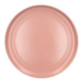 FEMELO Talerz obiadowy różowy 26 cm