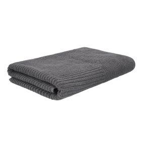 NALTIO Ręcznik szary 50x90 cm