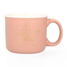 CORTO Kubek różowy 0,5 l