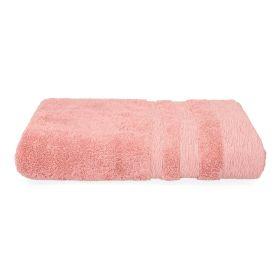 CLAT Ręcznik z delikatnym lureksem różowy 50x90 cm