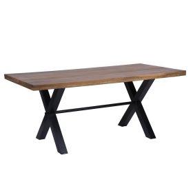 TROMS Stół drewniany 180x90 cm