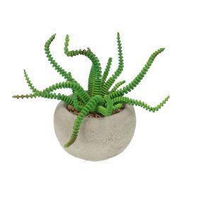 LAYO Roślina sztuczna 16 cm