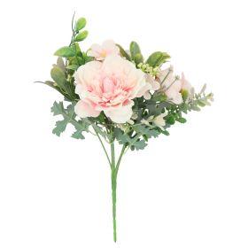 ROSY Bukiet sztuczny różowy 26 cm