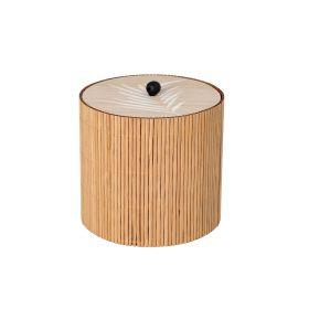 LOMA Szkatułka bambusowa 11x12 cm