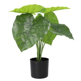 TROPICAL ZONE Filodendron sztuczny S 90 cm