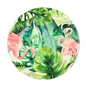 FLORIA Taca ozdobna z flamingami 33 cm