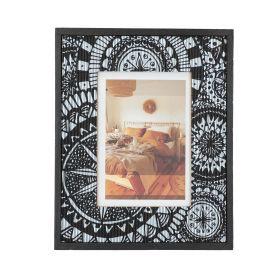 DEWI Ramka na zdjęcie czarna 13x18 cm