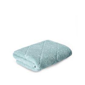 SAMINE Ręcznik z marokańską koniczyną miętowy 50x90 cm