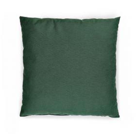 CLEO Poduszka kwadratowa zielona 45x45 cm