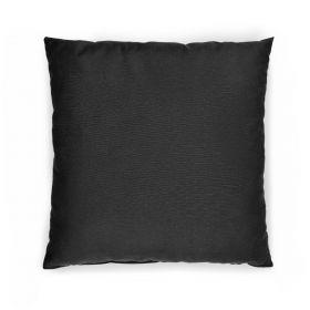 CLEO Poduszka kwadratowa czarna 45x45 cm