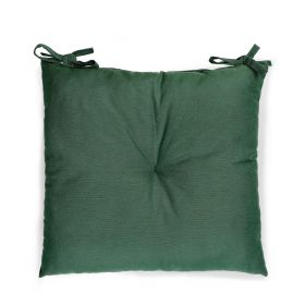 SILLA Poduszka na krzesło zielona 40x40 cm