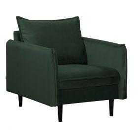 RUGG Fotel zielony 99x86x91 cm