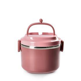 FEMELO Termos obiadowy różowy 0,9 l