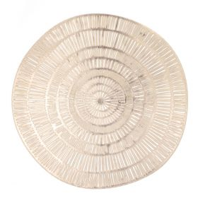 INDAL Podkładka okrągła złota 38CM