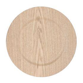 SOMBRE Taca drewniana 33 cm