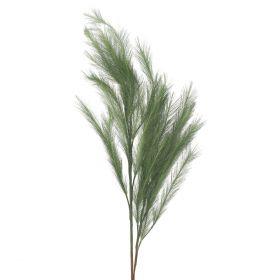 CANNE Kwiat sztuczny zielony 100 cm