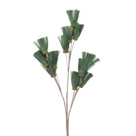 PAMPE Kwiat sztuczny zielony 103 cm