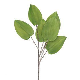 LAPU Kwiat sztuczny zielony 100 cm