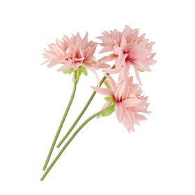DAZE Bukiet różowy 3 szt 26 cm