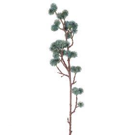 BJO Gałązka sztuczna zielona 27 cm