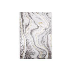 CRAFT Dywan szary 80x150 cm