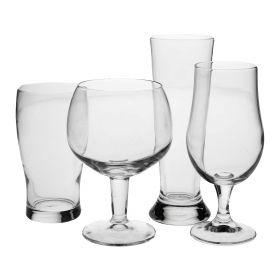 REMES Zestaw szklanek do piwa 4 szt.